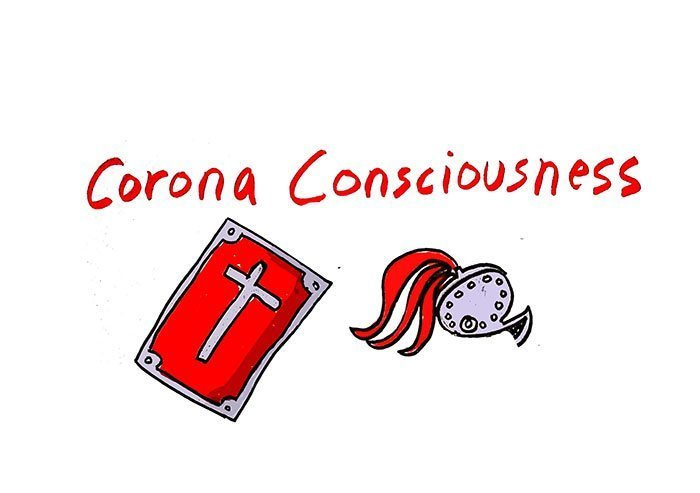 Corona-Consciousness-Poster-and-Doodles-by-Curious-Piyuesh